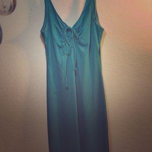 Authentic 1970's vintage dress size M After 5